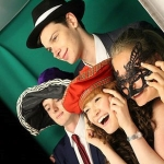Wedding Photobooths in Aber Village 5