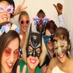 Wedding Photobooths in Aber Village 2
