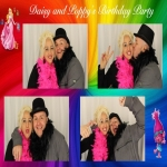 Wedding Photobooths in Aber Village 7