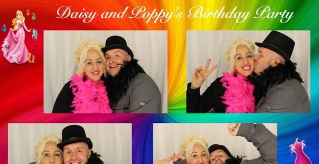 Portable Photo Booths in Ashby Magna